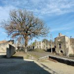 Limoges to Laroquebrou via Oradour-Sur-Glane
