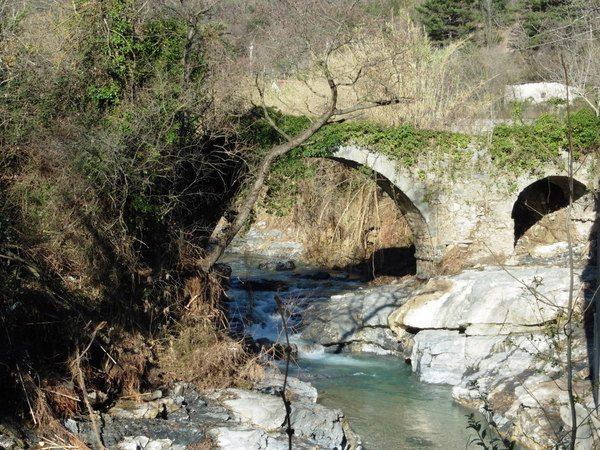 San Bernardo Pass Italy
