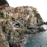 Cinque Terre -By Train and By Bike