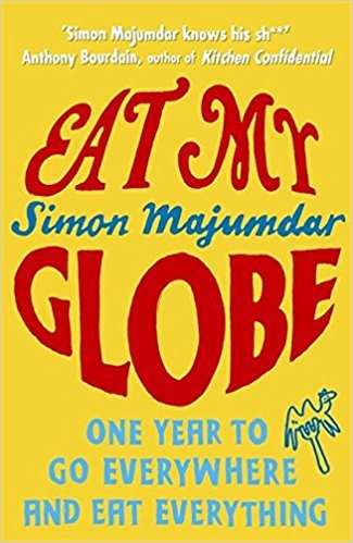 Eat My Globe by Simon Majunder