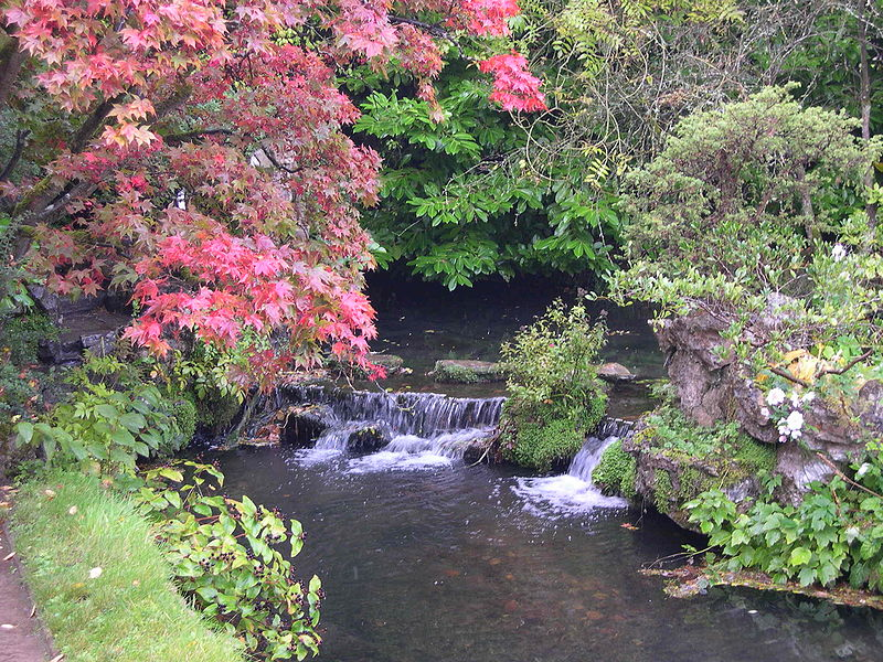Japanese Gardens Irish Stud and Gardens Ireland
