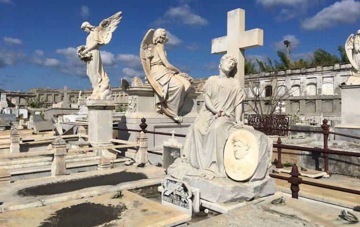 Reina (Queen) Cemetery,Cienfuegos