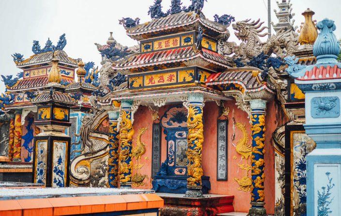 An Bang Cemetery (Nghĩa Trang An Bắng) Vietnam